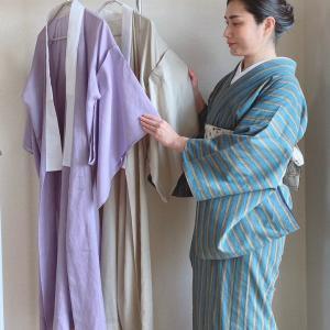 【麻らり情報】特典の「着付けきれいシール」と試着会について