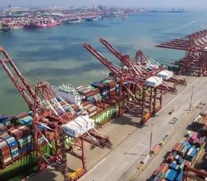 米中貿易戦争 1~10月の中国の対米輸出も輸入も対前期比 2桁減