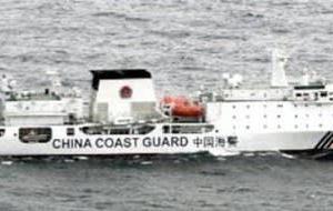 『国境の島の危機』 八重山諸島の声が県政に届いていない。石垣市議会は日本政府に安全操業の確保を要請したが。