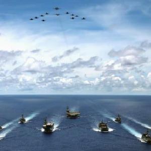 尖閣諸島近海の接続水域で、100日連続「海警」が侵入