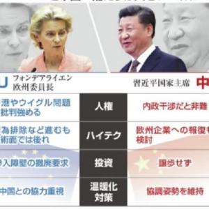 EU諸国は「新冷戦時代」に中国とどう付き合うののか