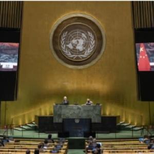 トランプ大統領と習近平主席 国連ビデオ演説で応酬
