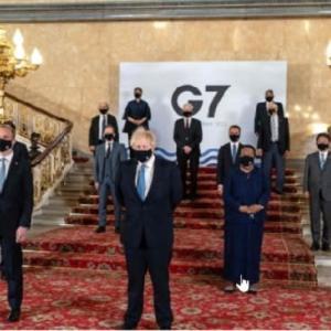 G7外相会合 台湾への言及は極めてまれなこと