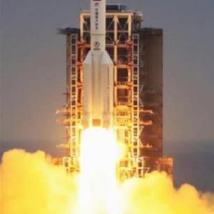 中国ロケット残骸がインド洋に落下 NASAが「無責任」と激怒