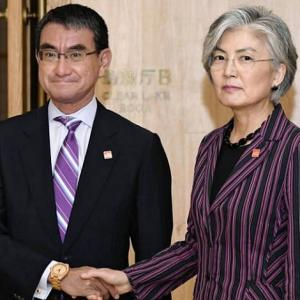 止まらない韓国政府の反日誘導 不買運動とGSOMIA