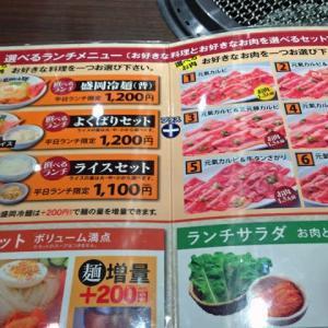 選べるランチ「盛岡冷麺(普)」