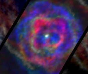 天文学者は惑星状星雲の形の謎を解く