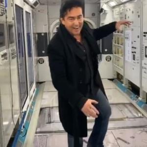わし in NASA