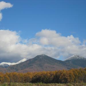静かな秋 八ヶ岳