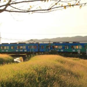 伊賀忍者が行く ・ 伊賀鉄道(三重県)