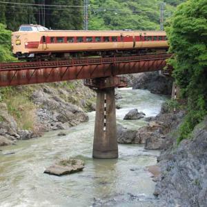 JR福知山線 特急「こうのとり」 (兵庫県)