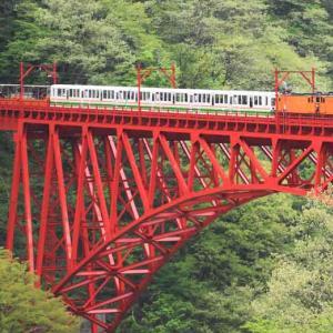 黒部峡谷鉄道トロッコ列車 (富山県)