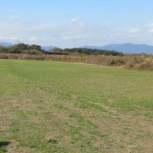 今日(12/14土曜)のRCクラブ飛行場風景