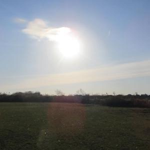 今日(R2/01/02)の新年クラブ初飛行会の風景