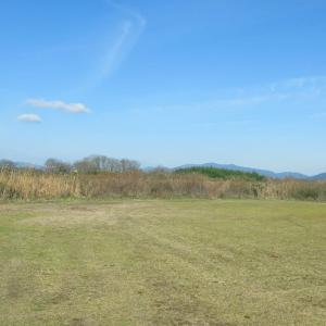 今日(02/02)のRCクラブ飛行場風景