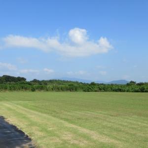 今日(08/25日曜)のRCクラブ飛行場風景