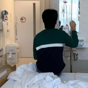 息子の入院と病気・・