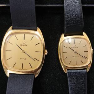 KAIMAX赤羽 質店 買取店 オメガ デビル ペア 時計 お買取しました。