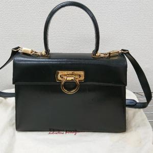 KAIMAX赤羽 質店 買取店 フェラガモ ガンチーニ WAY バッグ お買取りしました。