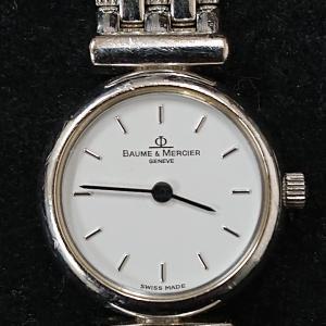 KAIMAX赤羽 質店 買取店 ボーム&メルシェ 750  腕時計 お買取りしました。