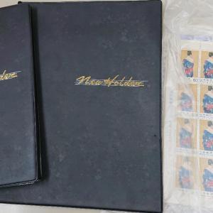 KAIMAX赤羽 質店 買取店 記念切手シート ブック まとめて お買取りしました。