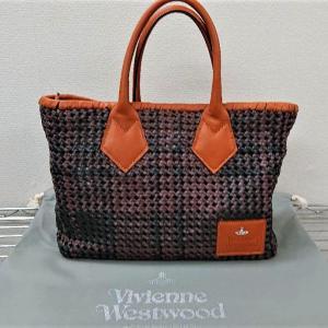 KAIMAX赤羽 質店 買取店 ヴィヴィアンウエストウッド トートバッグ お買取りしました。