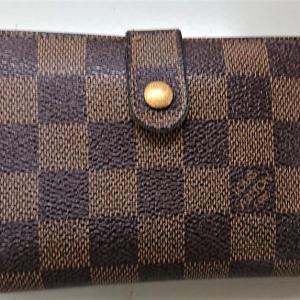 KAIMAX赤羽 質店 買取店 ルイヴィトン ダミエ 二つ折り財布 マルチカラー 財布