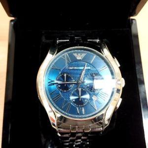 KAIMAX赤羽 質店 買取店  エンポリオアルマーニ 時計 クロノ お買取りしました。