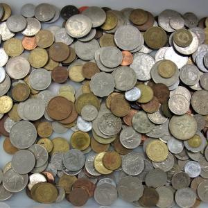KAIMAX赤羽 質店 買取店 外国コイン 外国銭 色々 まとめ お買取りしました。