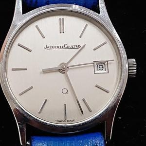 KAIMAX赤羽 質店 買取店 ジャガールクルト レディース時計 お買取りしました。
