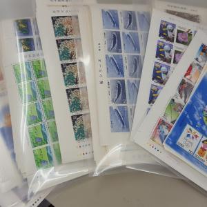 KAIMAX赤羽 質店 買取店 記念切手 ビール券 クオカード お買取しました。