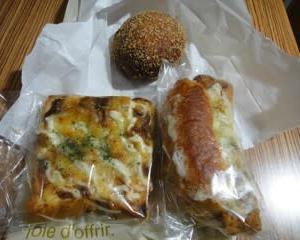 戴き惣菜パン