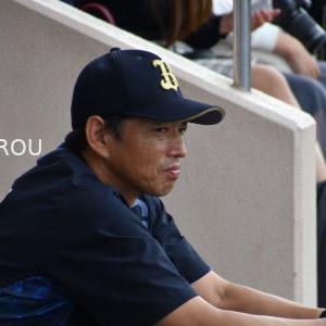田口さん、高山さん フェニックスリーグ