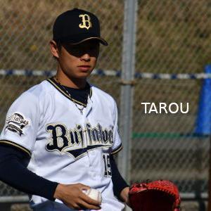 西野選手、山岡投手の練習法導入