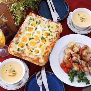 【家庭料理60分完結レッスン】誕生日お祝いメニュー!子供も大人も大好きな洋食!1月20日、22日