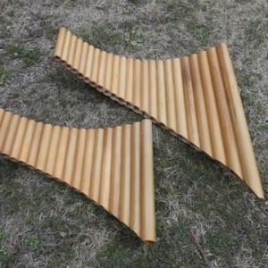 パンフルートで使う調律用具