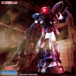 "『ROBOT魂 アクト・ザク ver. A.N.I.M.E.【プレバン】』""MS-X""連邦も採用した高性能機"