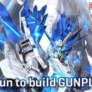 『GUNDAM BASE POP-UP NAGOYA』名古屋でユニコーン系列etc限定品が販売!