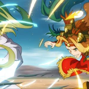 """『FGO 絶対魔獣戦線バビロニア 第14話 感想』""""アナと願い""""ゴルゴーンにも視れぬもの"""