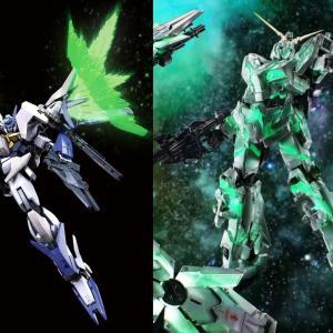 『MGEX ユニコーンガンダム Ver.Ka』発光と可動・変身を兼ね備えたガンプラが予約開始!!
