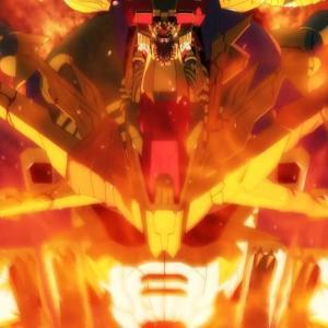 "『SDガンダムワールドヒーローズ 第14話 感想』""デビルガンダム""の過ち"