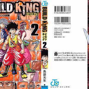 """『BUILD KING 2巻 感想』""""家とロボ""""島袋先生が描きたかったモノ!!"""