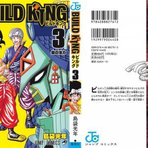 "『BUILD KING 3巻【最終回】感想』""家""と大工の物語"