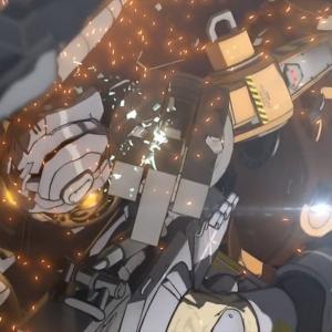 """『ガンダム THE ORIGIN 第3話 感想』""""モビルワーカー""""ジオン共和国誕生!"""