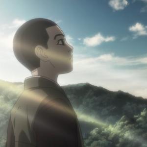 """『ゴールデンカムイ 第19話 感想』""""あんこう鍋""""尾形は歪みに笑顔する"""