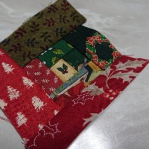 クリスマスのブローチ♪