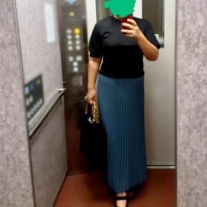 腰張りには難易度が高いけど…プリーツスカートにチャレンジ