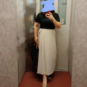 さらさら〜で気持ちよかったスカート
