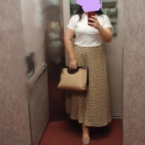 増えていくスカート