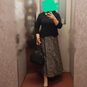 人気なのも納得なスカートで月曜日
